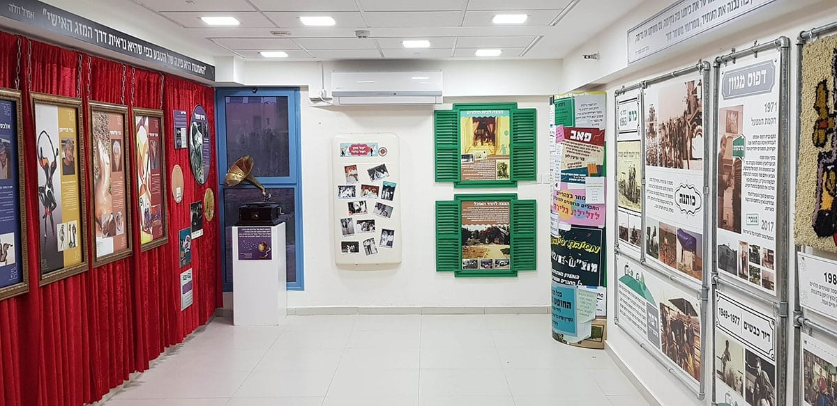 תערוכה, מרכז מבקרים, תיעוד
