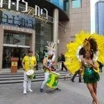 מופעי רחוב, מופע ברזילאי, ברזיל